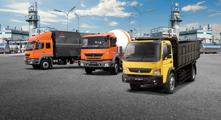 Line up New Fuso
