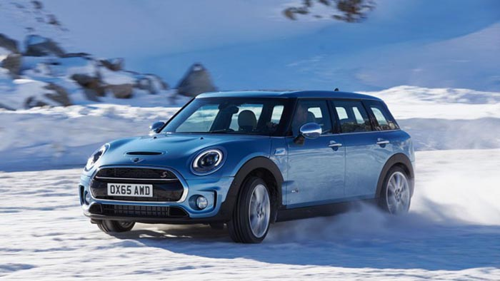 MINI Clubman All-Wheel Drive