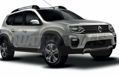 Renault Duster CMF