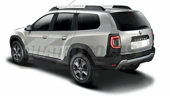 Renault Duster CMF - BestCar Indonesia