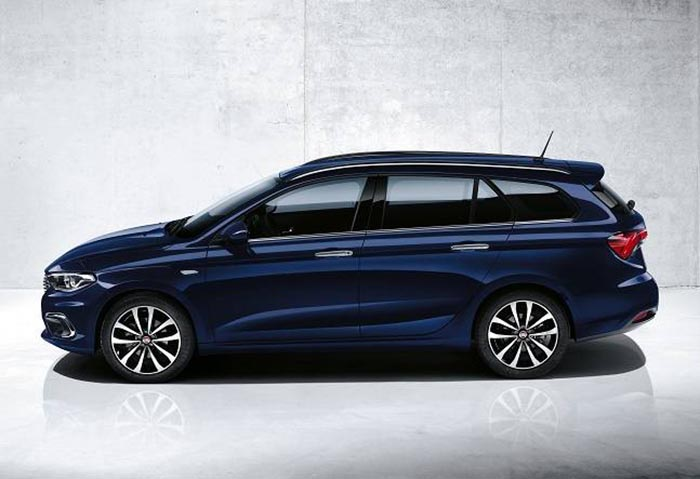 GMS - Fiat Tipo Station Wagon 1