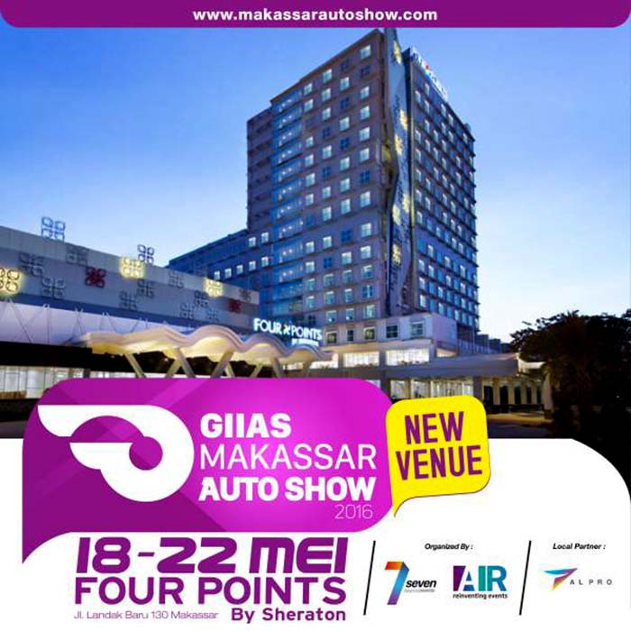 BESTCAR NEWS - GIIAS MAKASSAR 2016