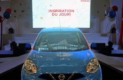 BESTCAR NEWS - Nissan Marchivashion