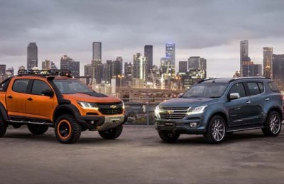 CHEVROLET TRAILBLAZER & COLORADO EXTREME