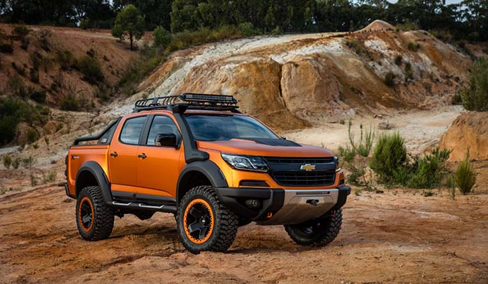 CHEVROLET COLORADO EXTREME