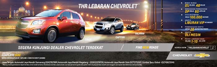 BESTCAR NEWS - CHEVROLET LEBARAN