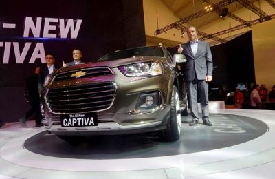 BESTCAR NEWS - All-New Captiva GIIAS 2016