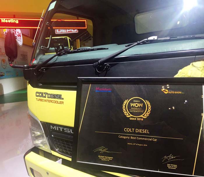 BESTCAR NEWS - Kepala Kuning Sabet Best Commercial Car