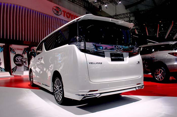 BESTCAR NEWS - New Vellfire GIIAS 2016
