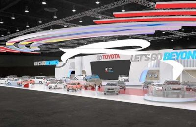 BESTCAR NEWS - TOYOTA 30 DISPLAY GIIAS
