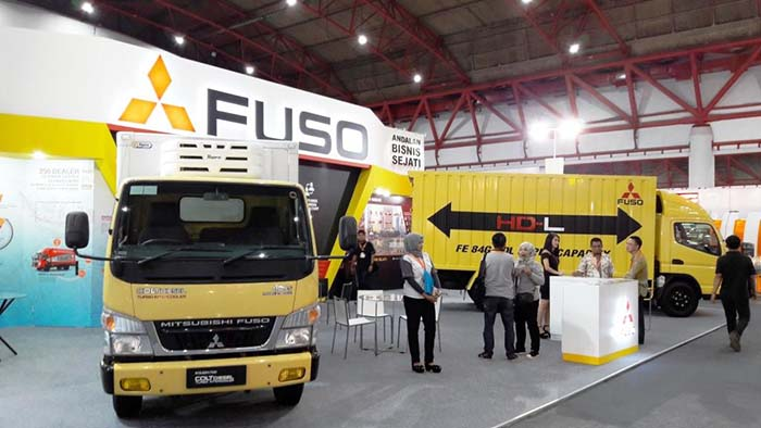 BESTCAR NEWS - FUSO LOGISTIK