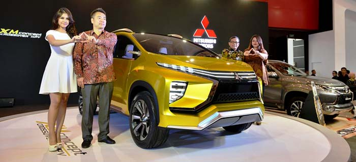 BESTCAR NEWS - Mitsubishi Great Four