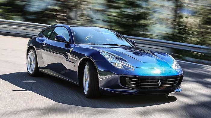 BESTCAR NEWS - Ferrari Family Supercar