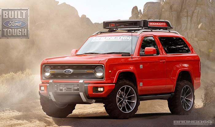 BESTCAR NEWS - Ford Bronco
