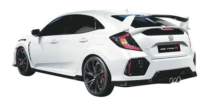 BESTCAR NEWS - Honda Civic Type R 2017