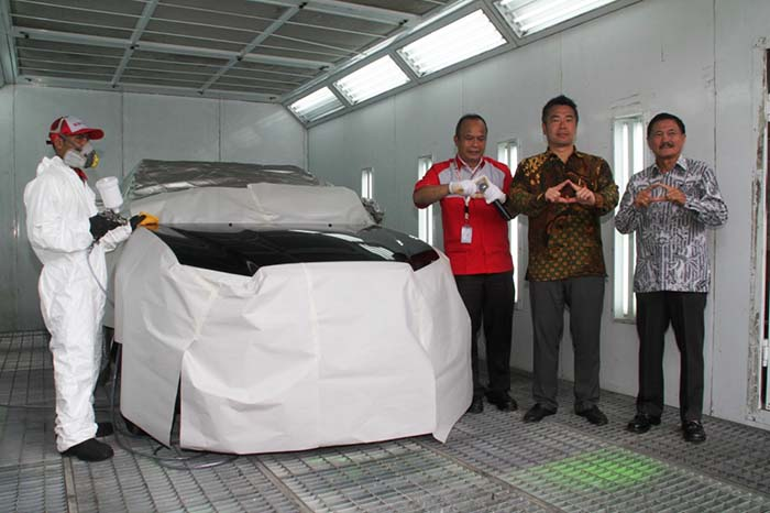 BESTCAR NEWS - KTB resmikan fasilitas body repair