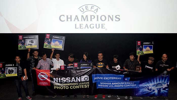 NISSAN UCL