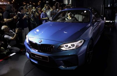 BESTCAR NEWS - BMW M2 COUPE