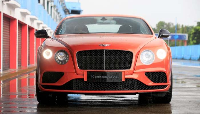 BESTCAR FIRST DRIVE – Bentley Continental GT V8 S Coupe 2016