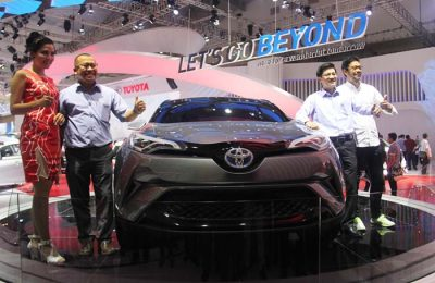 BESTCAR NEWS - Special Exhibit Toyota di GIIAS 2016